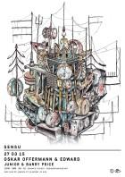 Sensu March A3 flyer