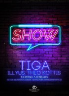 Tiga Show Main