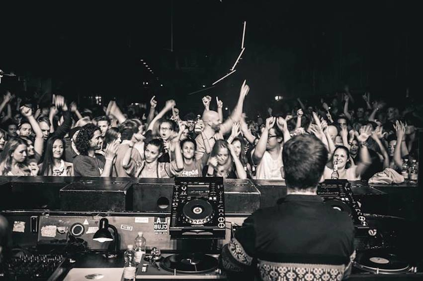 Audio Obscura To Host A Dixon Back-to-back Job Jobse Amsterdam Event