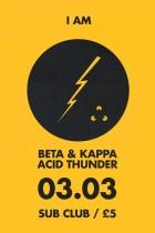 Acid i AM March A3
