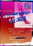 Anthony Naples & Spencer Numbers March a3