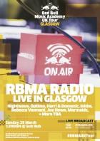 RBMAUKTour_2015_Glasgow_RBMA Radio live_A1
