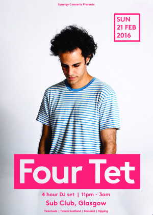 0221 - Four Tet - UPDATE